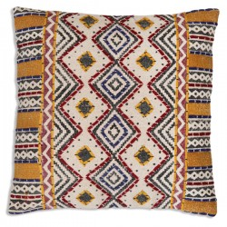 Suzani Hand Woven Throw Pillow