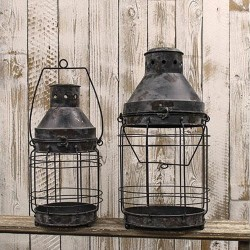 2/Set, Railroad Lanterns