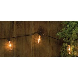 Edison Copper Light Set, 10ct