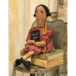 Miss Thomas Teacher Doll