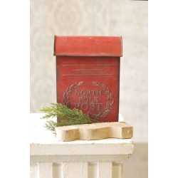 North Pole Post Box, 14""
