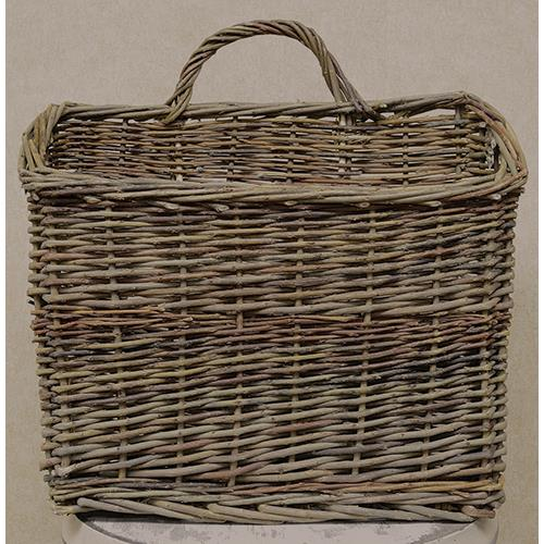 """Willow Wall Basket, 11"""" x 13"""""""